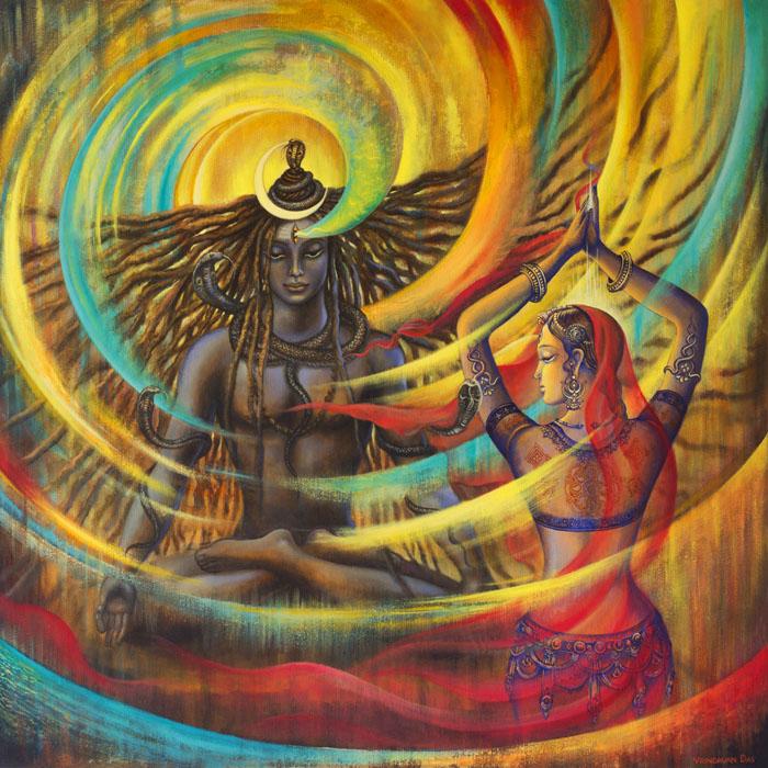 www.ArtsGallery.pro_Vrindavan_Das_Shiva_I_Shakti_medium_227593